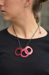 Limbrezino Mini Fair Trade Tagua Necklace 