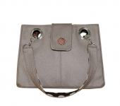 Emily Felt Handbag Light Brown