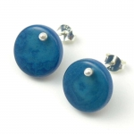 Topitag Tagua Fair Trade Earrings 