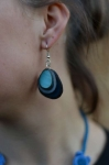 Trihosty Fair Trade Tagua Earrings