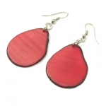 UniHosty Tagua Fair Trade Earrings
