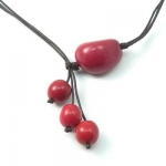 Yunys Tagua Fair Trade Pendant