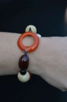 Popurri Fair Trade Tagua Bracelet