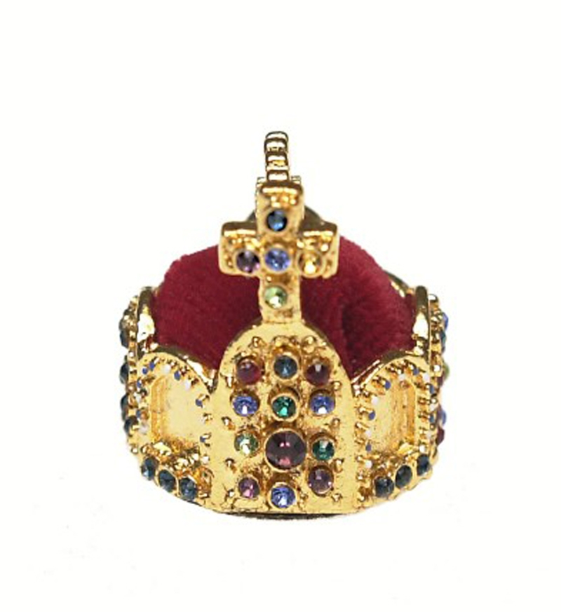 Http Www Inspiredtreasures Co Uk P92939 Crown Of The Holy Roman Emperor Miniature C436 13385 13387