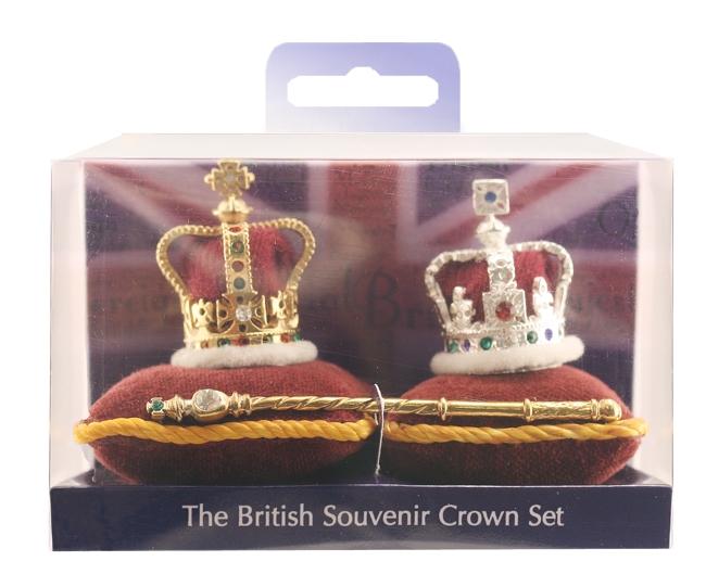 Viewing: Home > Souvenirs > The-British-Souvenir-Crown-Set