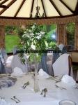 70cm Lily vase arrangements